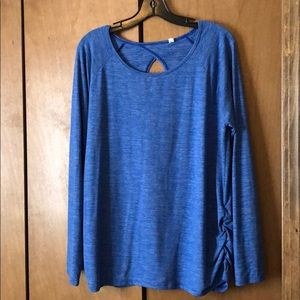 Lucy long sleeve top